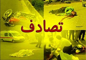تصادفات درونشهری زنجان ۱۰ کشته برجای گذاشت
