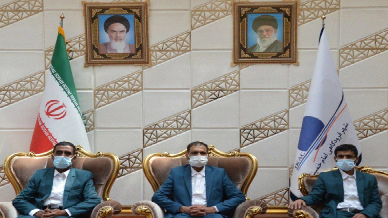 3 صیاد آزاد شده از بند دزدان دریایی سومالی وارد کنارک شدند