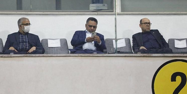 استراماچوني قبول نکرد به قطر بيايد!