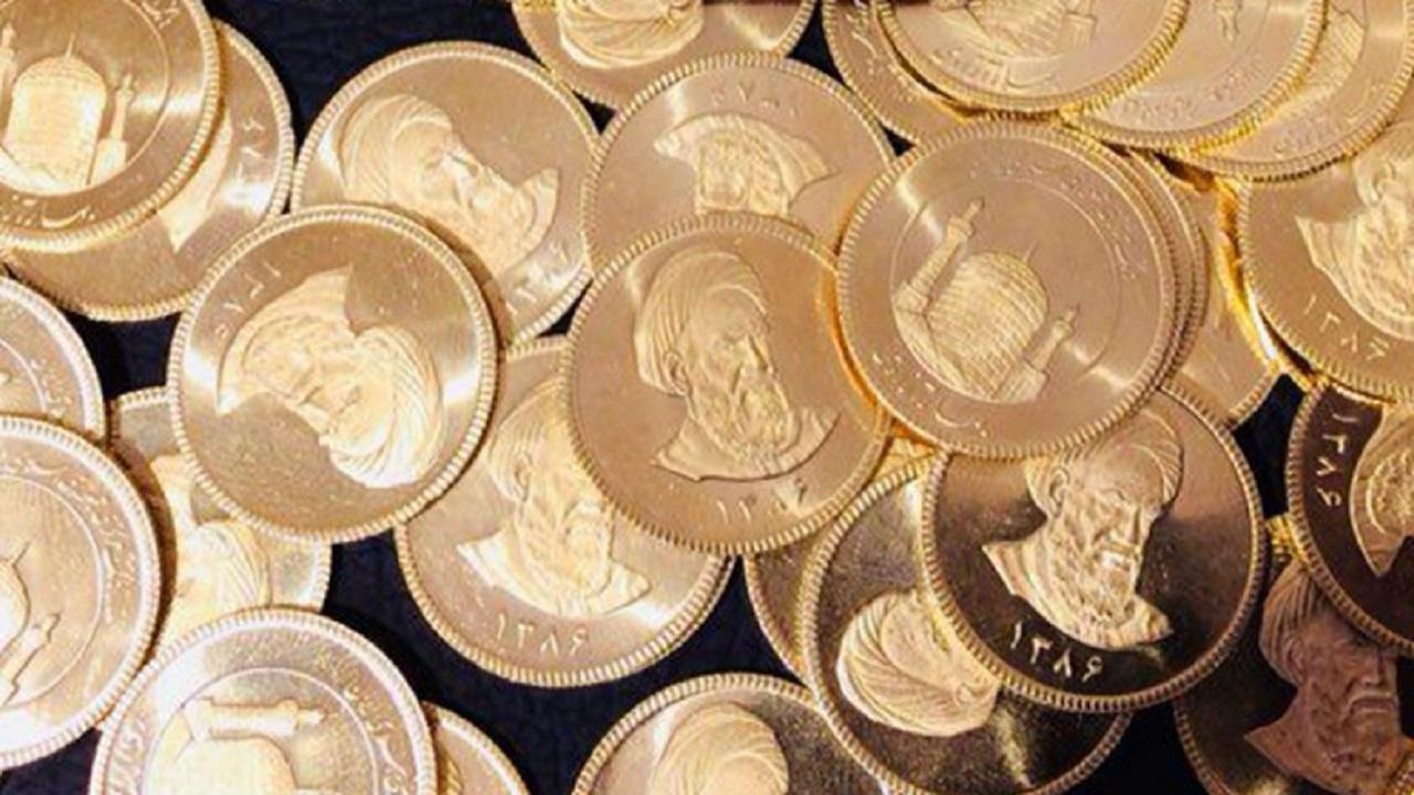 قیمت سکه و طلا در اول شهریور