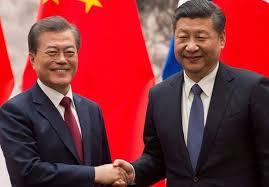 انجام بالاترين سطح مذاکرات بين کره جنوبي و چين از زمان آغاز کوويد ۱۹