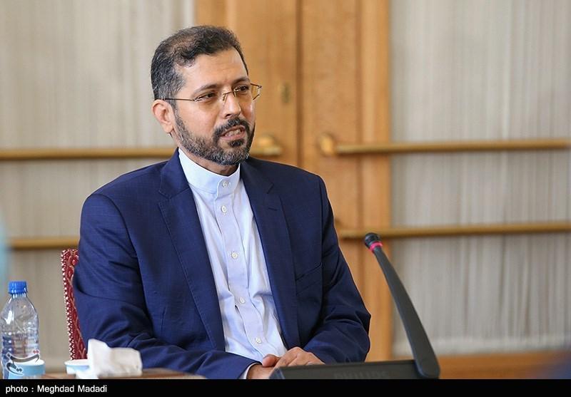 توئیت سخنگوی وزارت خارجه به مناسبت روز پزشک