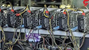 کشف ۶ دستگاه استخراج ارز دیجیتال در بشرویه