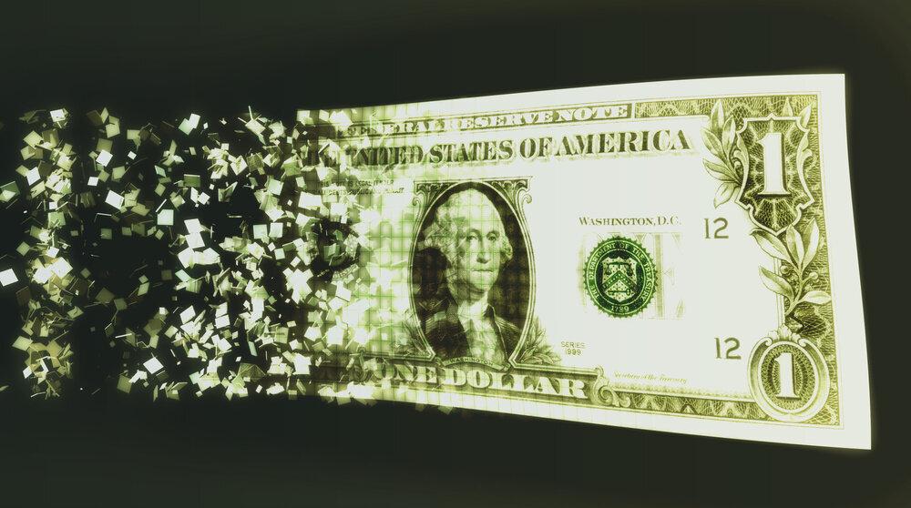 اولين قيمت دلار و يورو در هفته