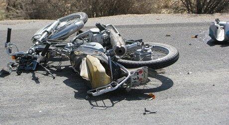 ۳ کشته بر اثر وقوع ۲ تصادف شديد در يک محل