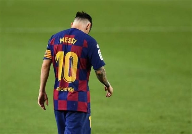 موافقت بارسلونا با فروش مسي!