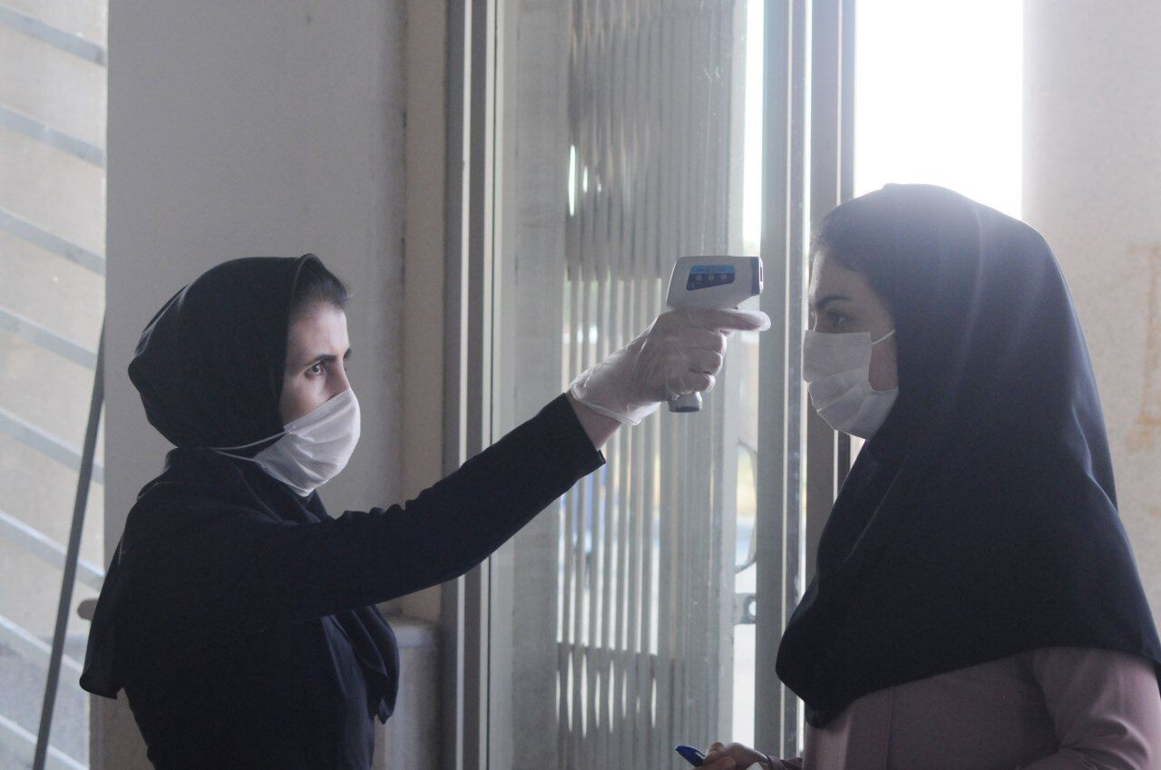 عکس/ کنکور در دانشگاه اروميه