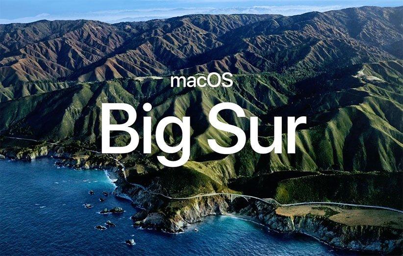 اپل دومین نسخه بتای سیستم عامل macOS Big Sur را منتشر کرد