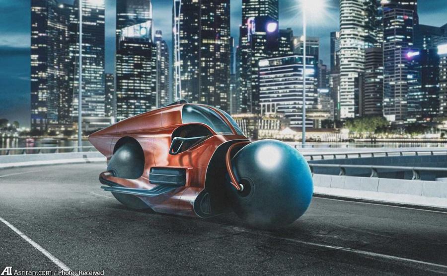 عجیب ترین خودروهای فراتر از زمان