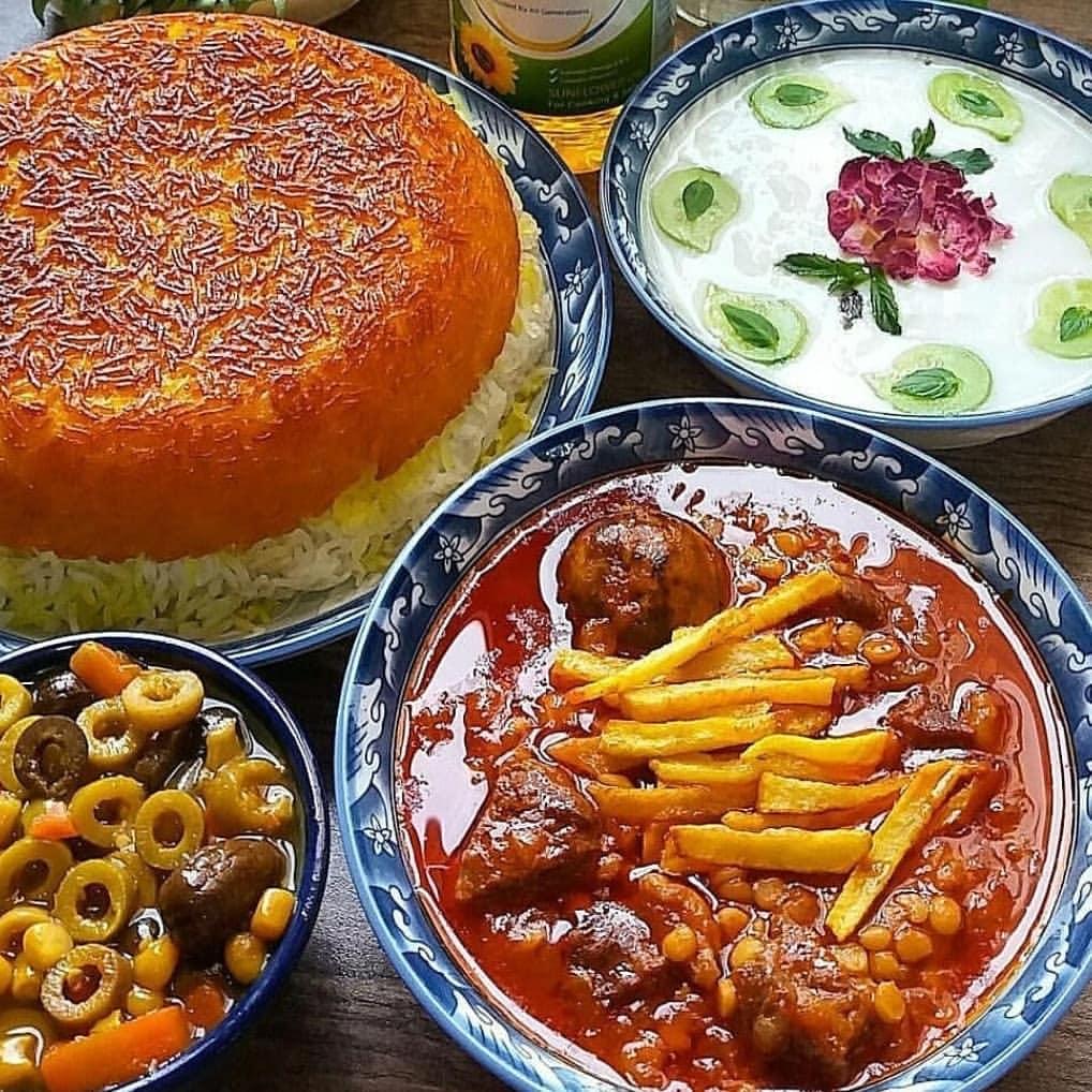 غذای اصلی/ فوت و فن پخت خورشت قیمه، غذایی با اصالت