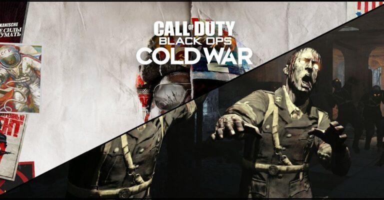 بازي Call of Duty: Black Ops Cold War شامل بخش زامبيها ميشود