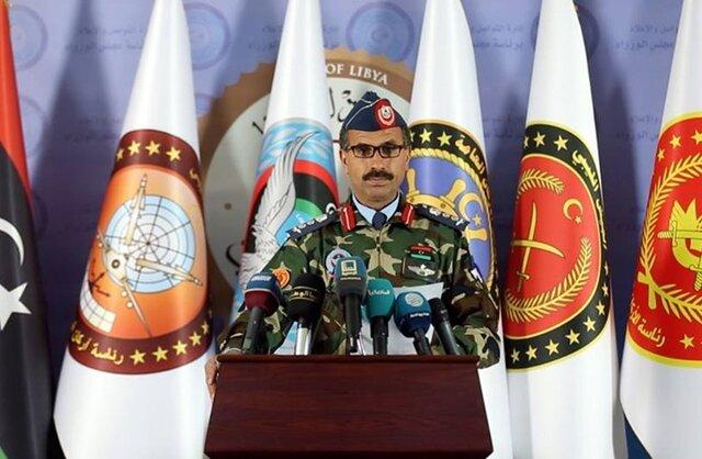 دولت لیبی: دست بر ماشه به آتشبس ادامه میدهیم
