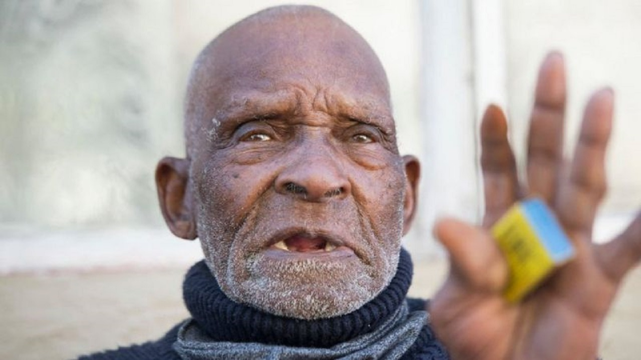 سالخوردهترین مرد جهان در ۱۱۶ سالگی درگذشت