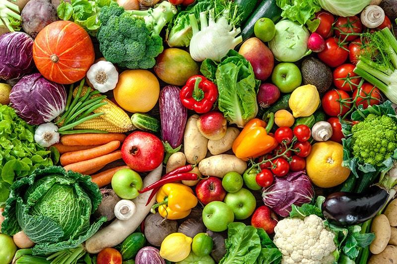 آیا میوه ها می توانند جایگزین سبزیجات شوند؟