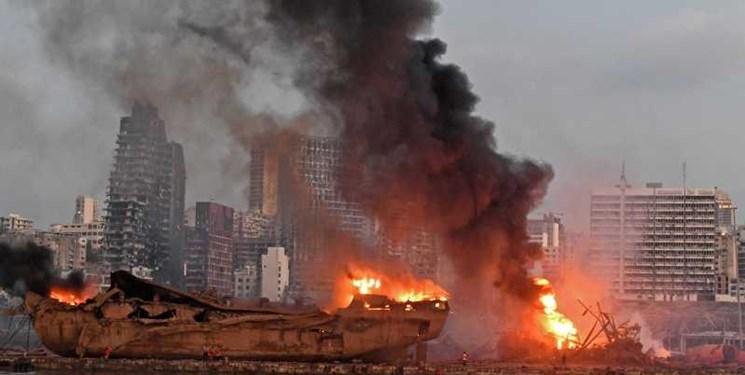 آخرین آمار از تلفات و خسارات انفجار بندر بیروت