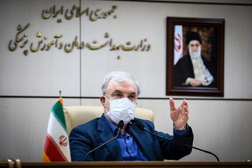 هشدار وزیر بهداشت در خصوص همزمانی آنفلوانزا و کرونا در پاییز