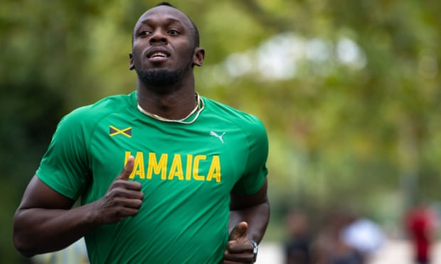 سریعترین مرد جهان کرونا گرفت