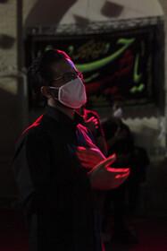 عکس/ عزاداری شب چهارم محرم در شیراز