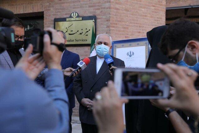 دلیل سفر مدیرکل آژانس به ایران از زبان ظریف