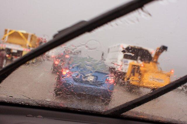 ۲۳ میلی متر بارش در مهرستان بارید