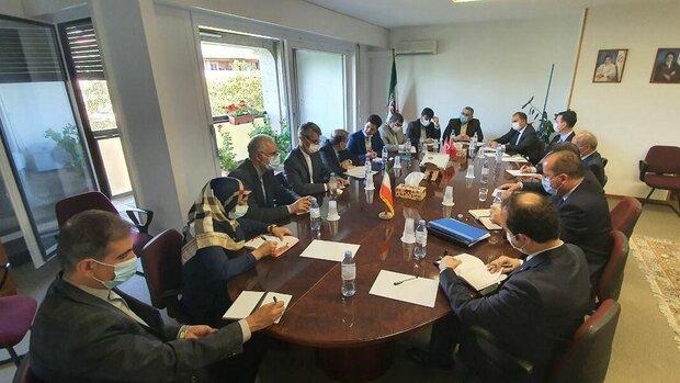 آمادگی ایران در جهت استمرار حمایت از نشست کمیته قانون اساسی سوریه