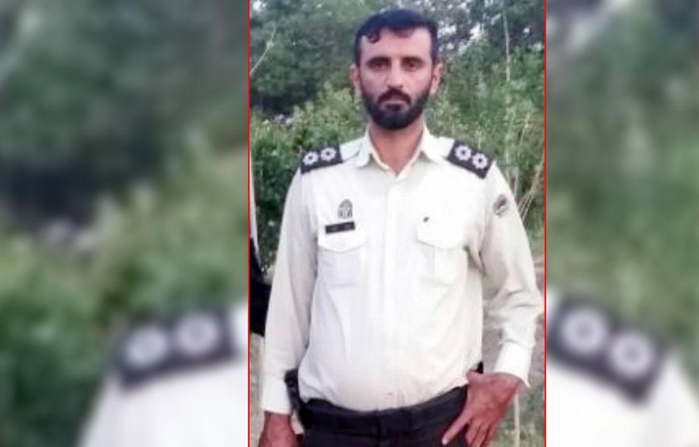 پلیس فداکار در صحنه خودسوزی مرد تهرانی به شدت سوخت