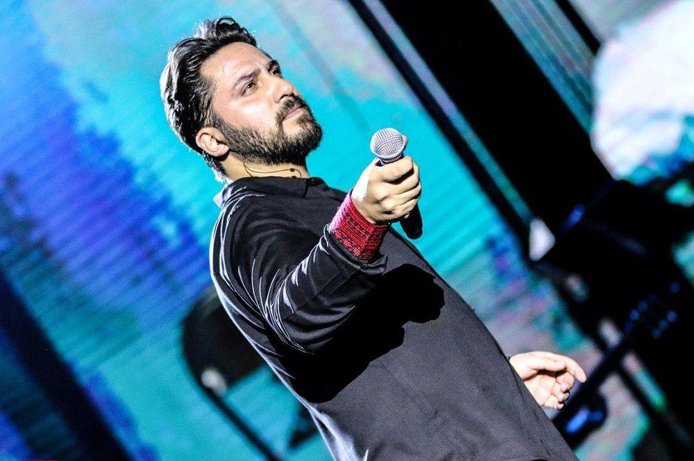 خوانندگی روزبه بمانی و محمد معتمدی برای برنامه هامون