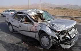 تصادف در محور خرم آباد به پلدختر ۳ کشته و ۲ زخمی برجای گذاشت