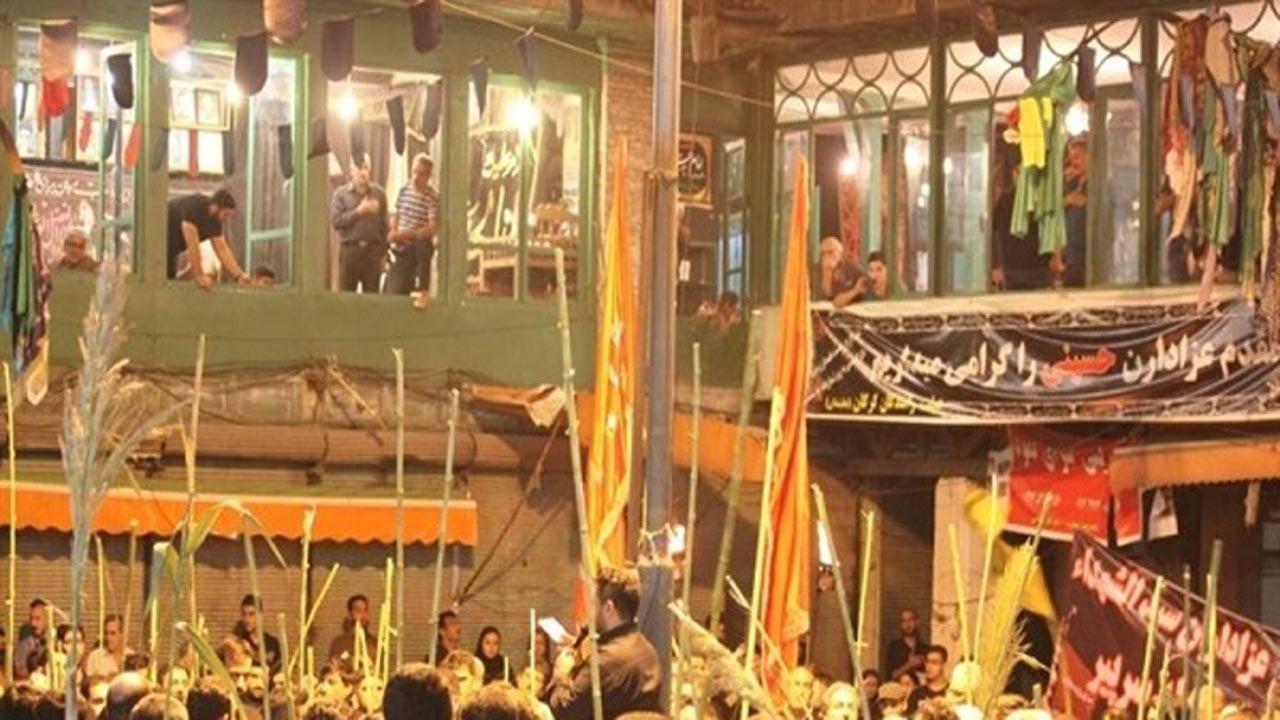 آداب و رسوم عزاداری حسینی در استان گلستان