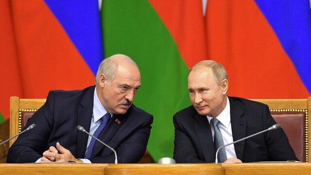 تماس تلفنی جدید پوتین و لوکاشنکو