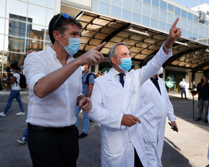 ایتالیا هم آزمایش یک واکسن بالقوه کرونا را شروع میکند