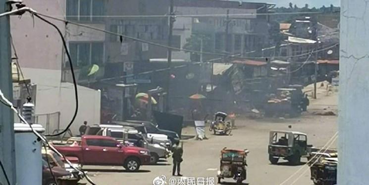 26 کشته و مجروح بر اثر دو انفجار در جنوب فیلیپین