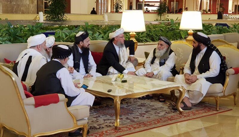 طالبان: هیات مذاکره بین افغانستانی تعیین شد