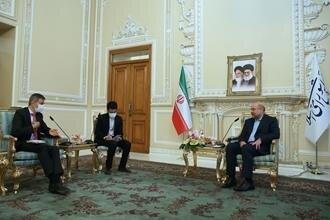 قالیباف در دیدار سفیر سوئیس: اگر شهید سلیمانی نبود داعش به قلب اروپا میرسید