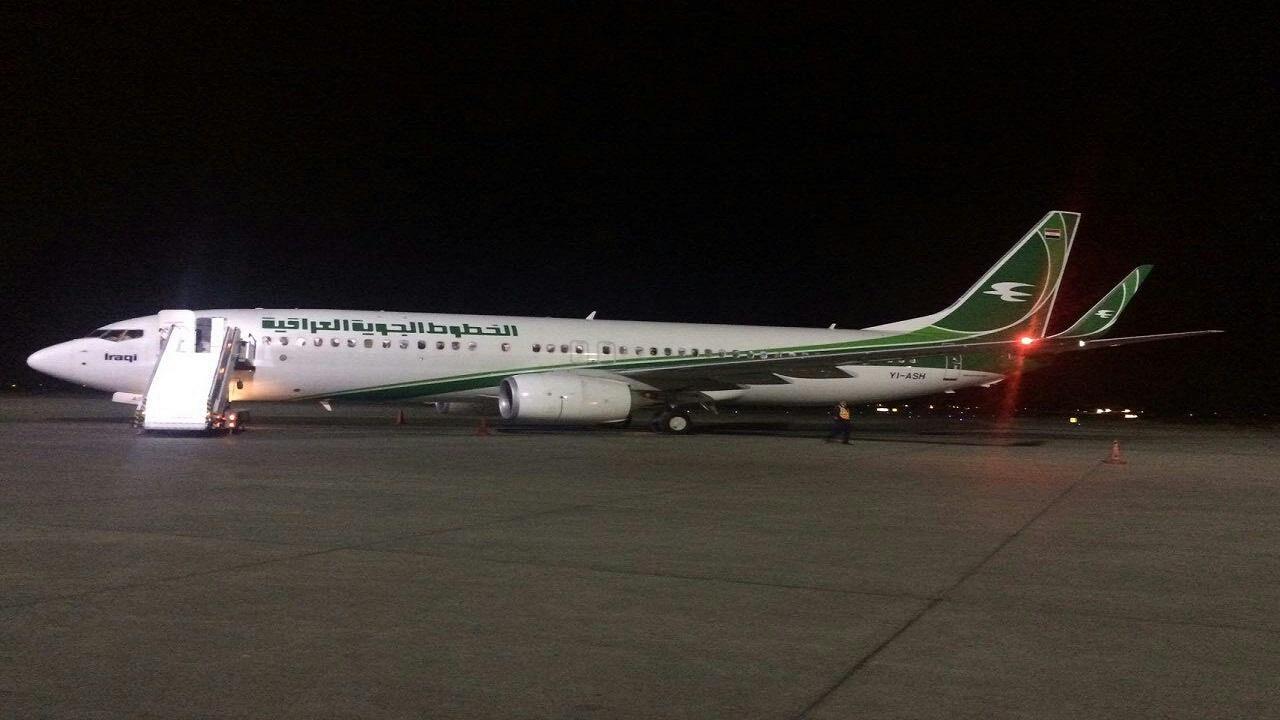 برقراری مسیر پروازی مشهد- نجف و بغداد