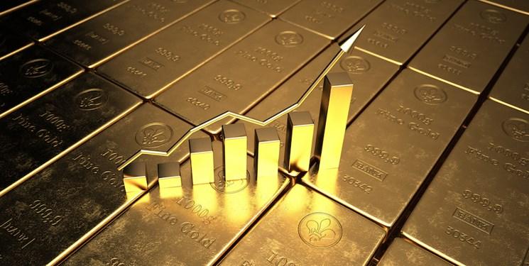 افزایش 10 دلاری قیمت طلا در بازارهای جهان
