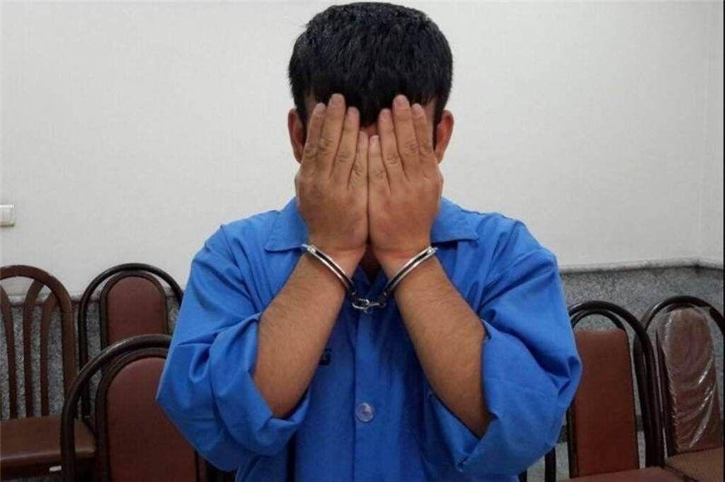 سارق حرفهای کابلهای برق در مهاباد دستگیر شد