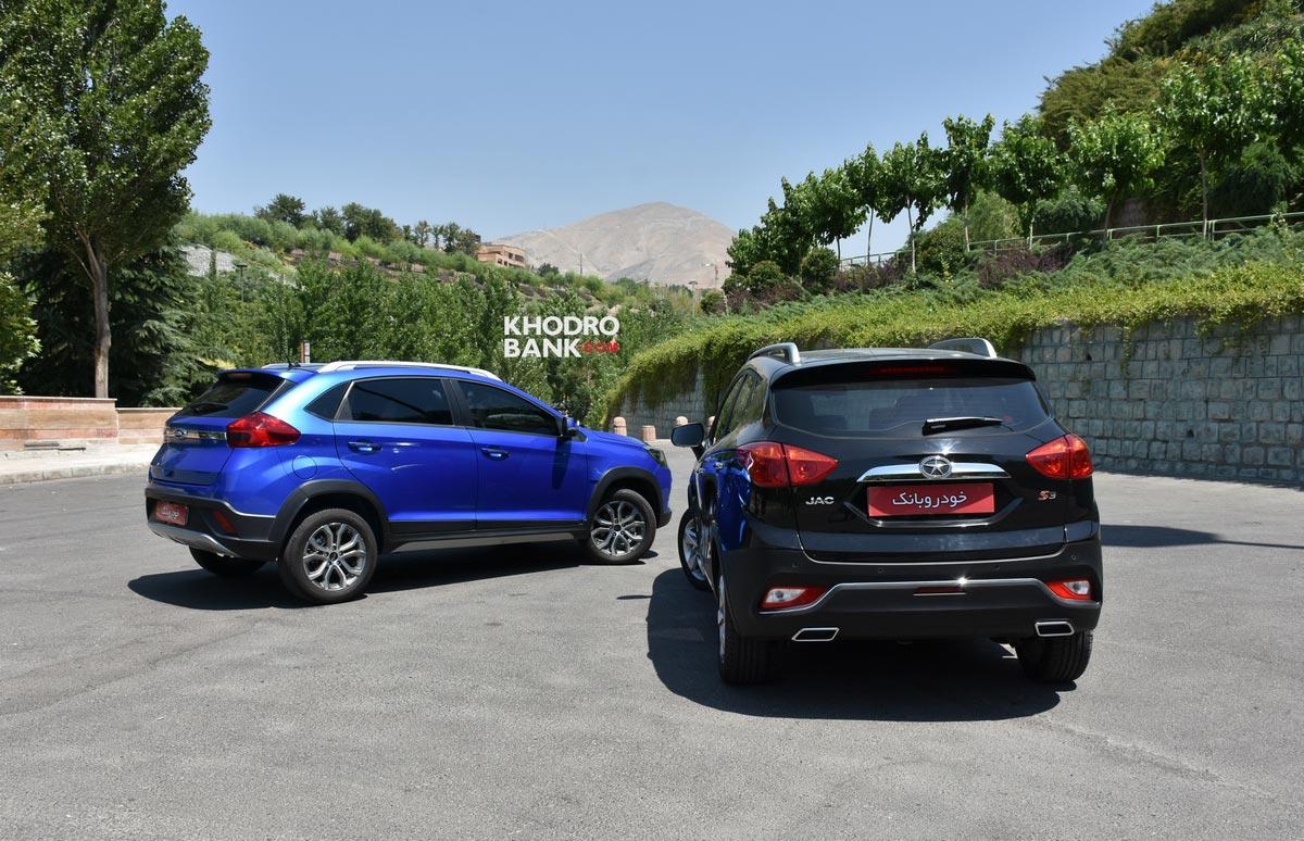 جک S3 یا ام وی ام X22، کدام خودرو گزینه مناسب تری است؟