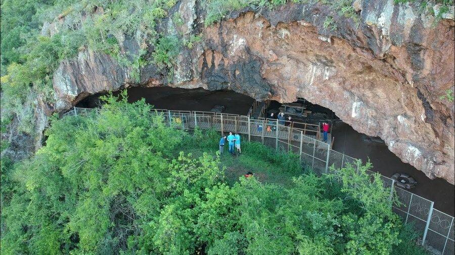 قدیمیترین تختخواب جهان در غارهای آفریقا کشف شد
