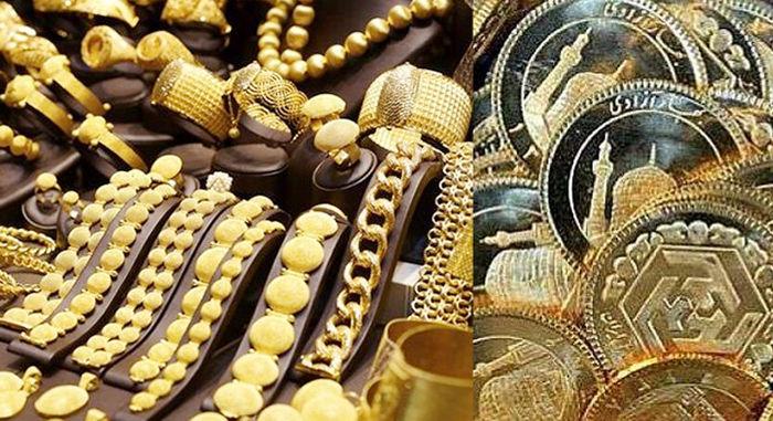 ورود سرمایه به بازار طلا و سکه با ریزش بورس
