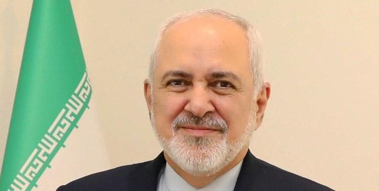 واکنش ظریف به موضع رئیس شورای امنیت درباره تلاش ضد ایرانی آمریکا