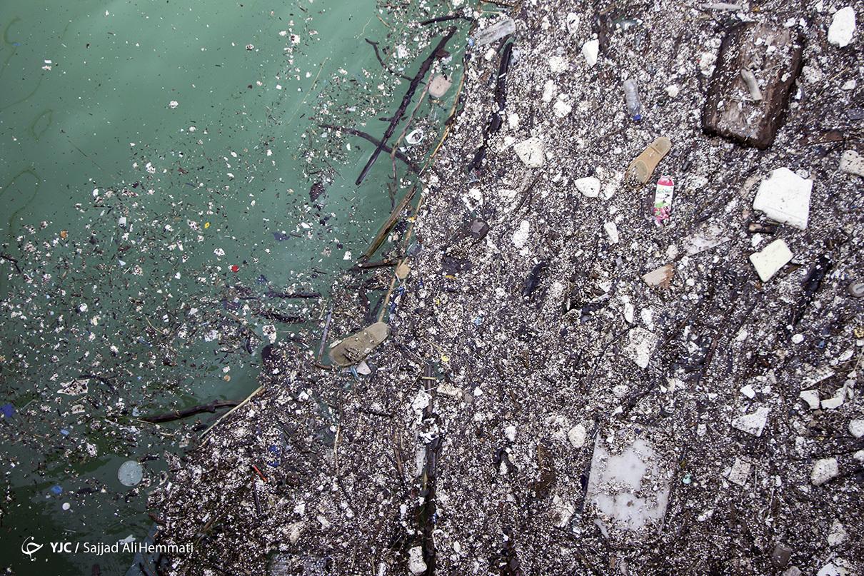 دریای زباله پشت سدهای تهران
