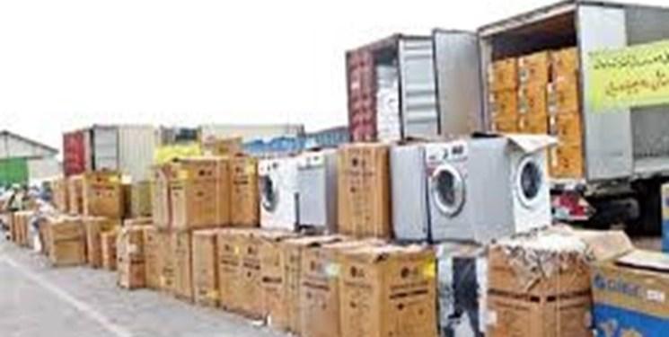 مرزداران کرمانشاه بیش از 8 میلیارد ریال کالای قاچاق کشف کردند