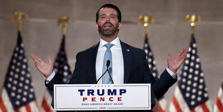 پسر ارشد ترامپ: ما در حال باختن هستیم