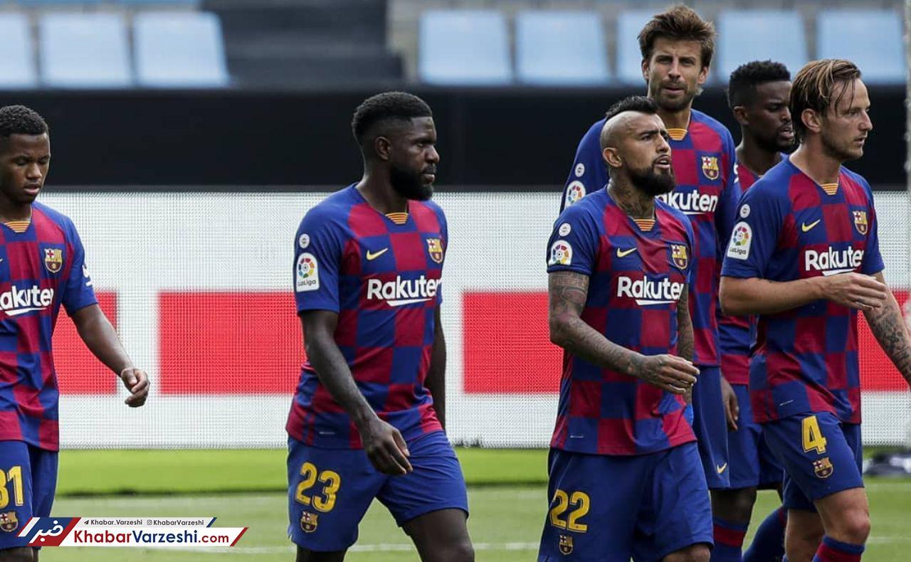 سه خروجی دیگر بارسلونا مشخص شد