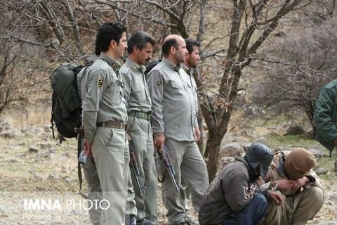 ۳۹ متخلف شکار و صید در اصفهان دستگیر شدند