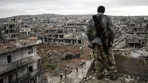 بهار یا ویرانی عربی؟