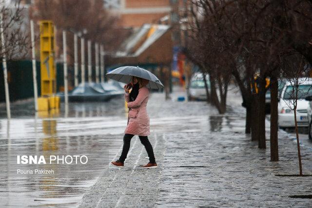 ادامه بارندگیها در خراسان جنوبی؛ هشدار به کشاورزان و عشایر