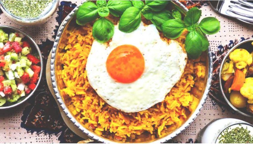 دمي زردک، غذاي سنتي مردم تهران