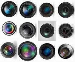 قیمت انواع لنز دوربین عکاسی در بازار